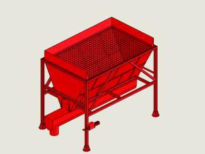 Пакетажна машина за хидратна вар